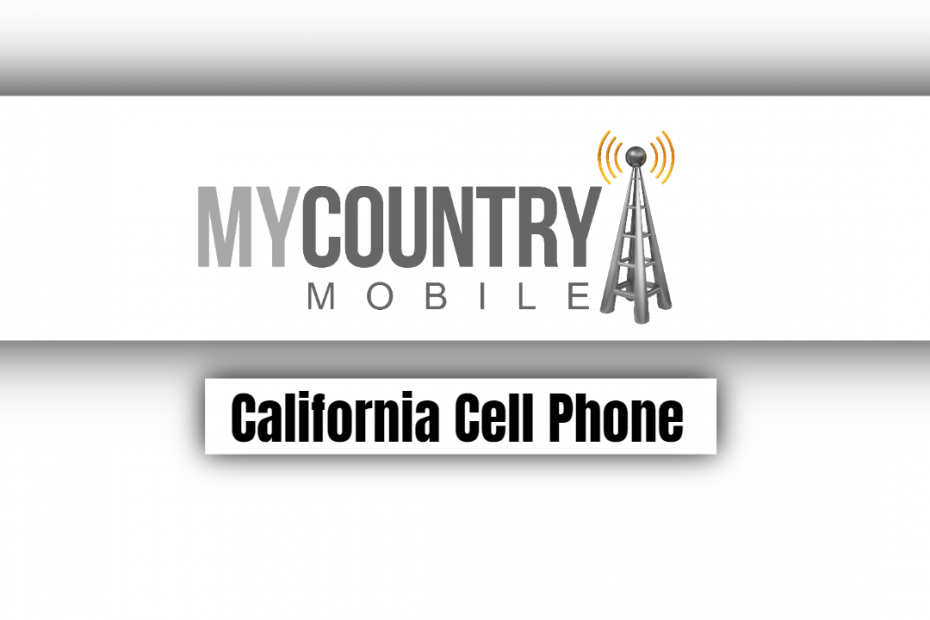 California Cell Phone - My Country Mobile